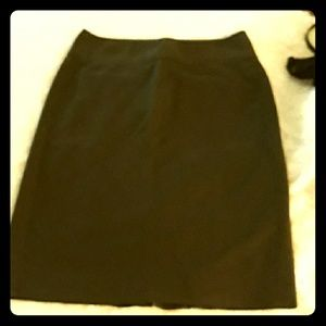 GAP pencil skirt